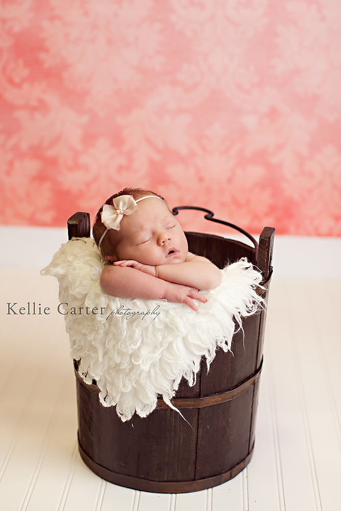Welcome to the World Sweet Baby D {Jamestown, KY | Newborn Photographer}