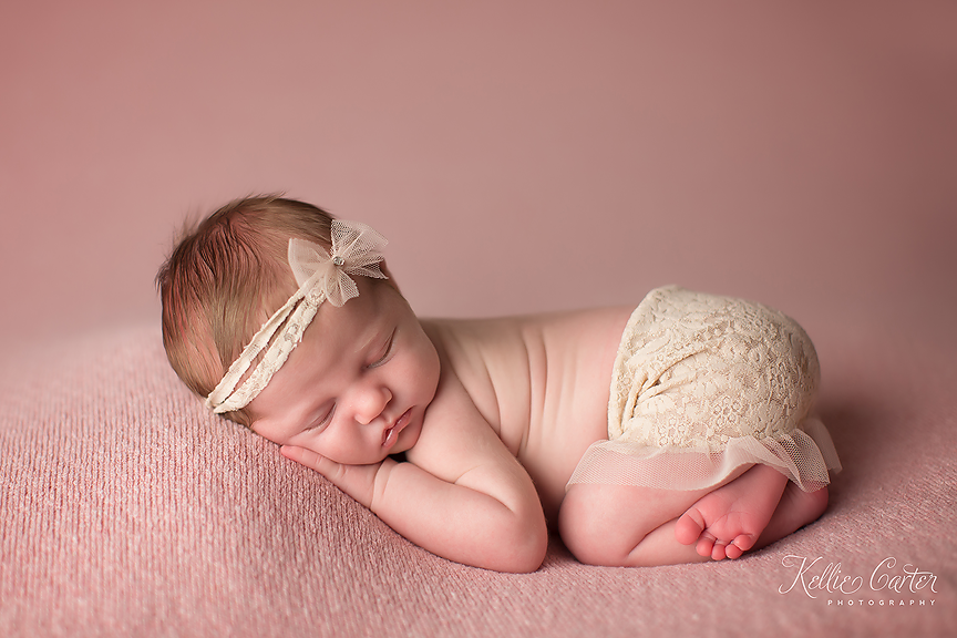 kellie carter newborn photography