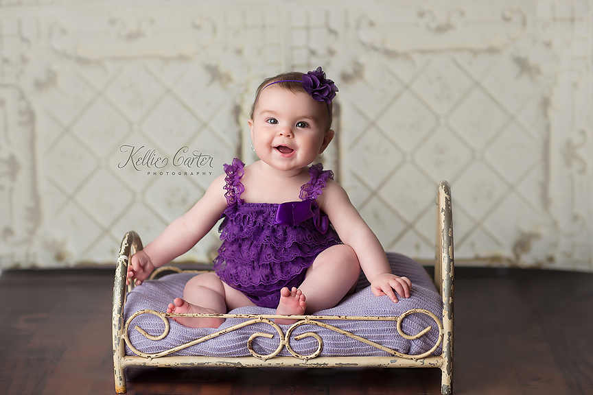 Kelliecarterphotography1 Olivia | 6 Months {Childrens Photographer | Somerset, KY}
