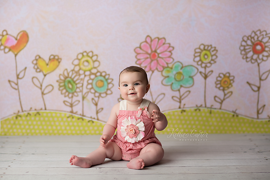kelliecarternewbornphotographer Olivia | 6 Months {Childrens Photographer | Somerset, KY}