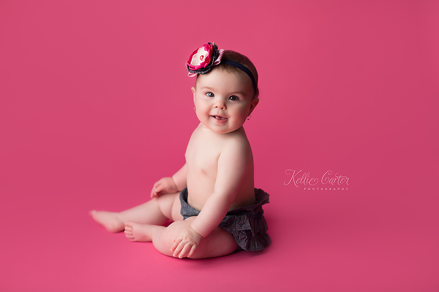 kelliecarterphotography Olivia | 6 Months {Childrens Photographer | Somerset, KY}