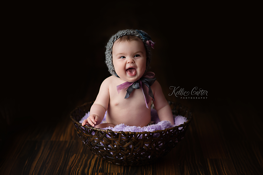 kelliecarterphotos Olivia | 6 Months {Childrens Photographer | Somerset, KY}