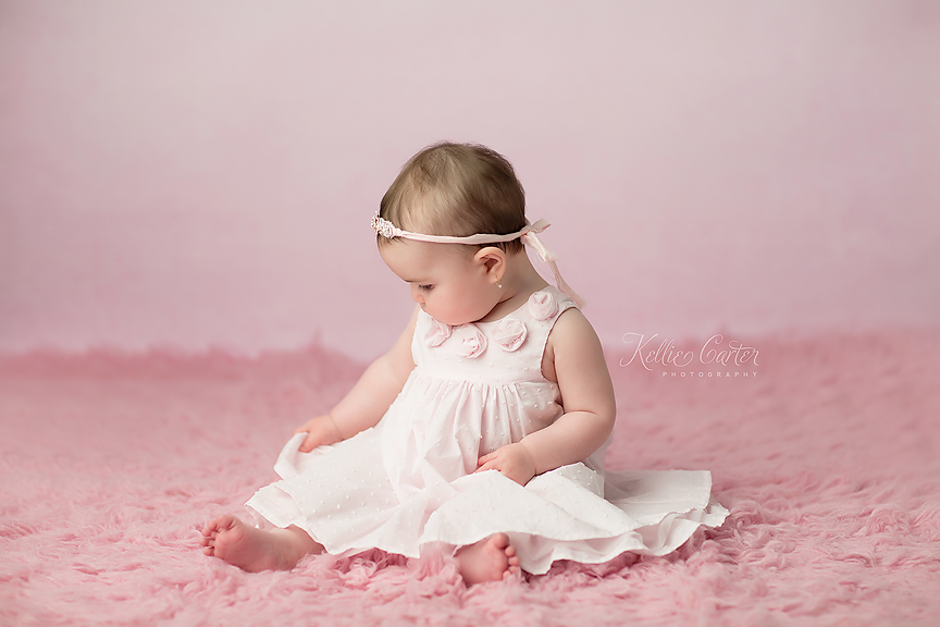 kelliecarterportraits Olivia | 6 Months {Childrens Photographer | Somerset, KY}