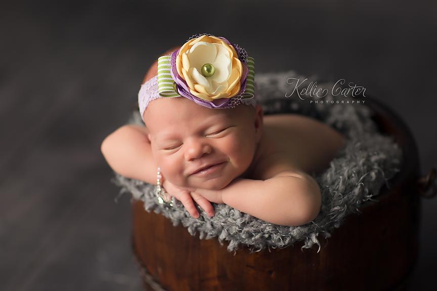 Kellie Carter Newborn Photographer Somerset KY