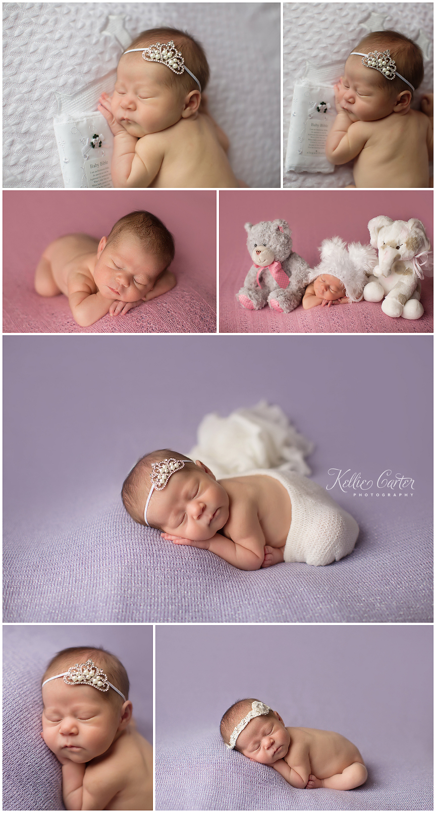 Kellie Carter Newborn Photographer Richmond Ky