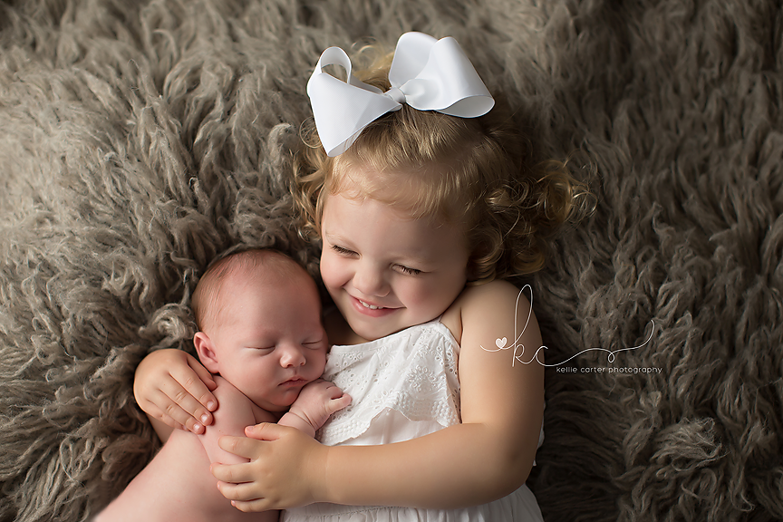 Kellie Carter Newborn Portrait Photographer Somerset, KY