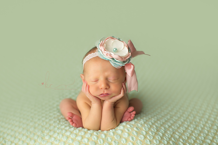 Kellie Carter Kentucky Newborn Photographer