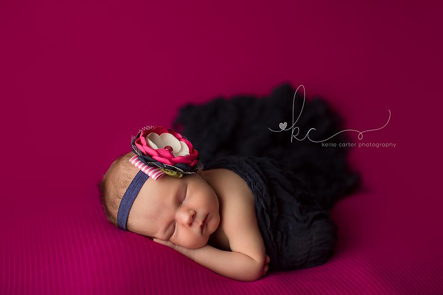 Kellie Carter Newborn Portrait Photography Somerset Kentucky