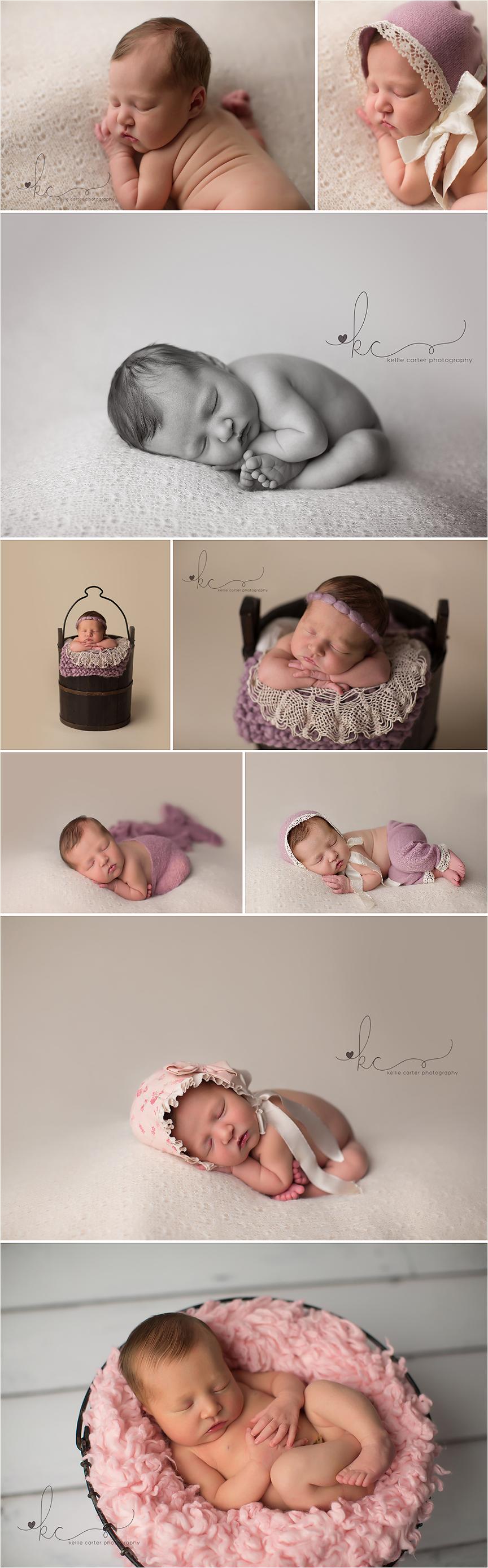 Kentucky Newborn Portrait Photographer Kellie Carter