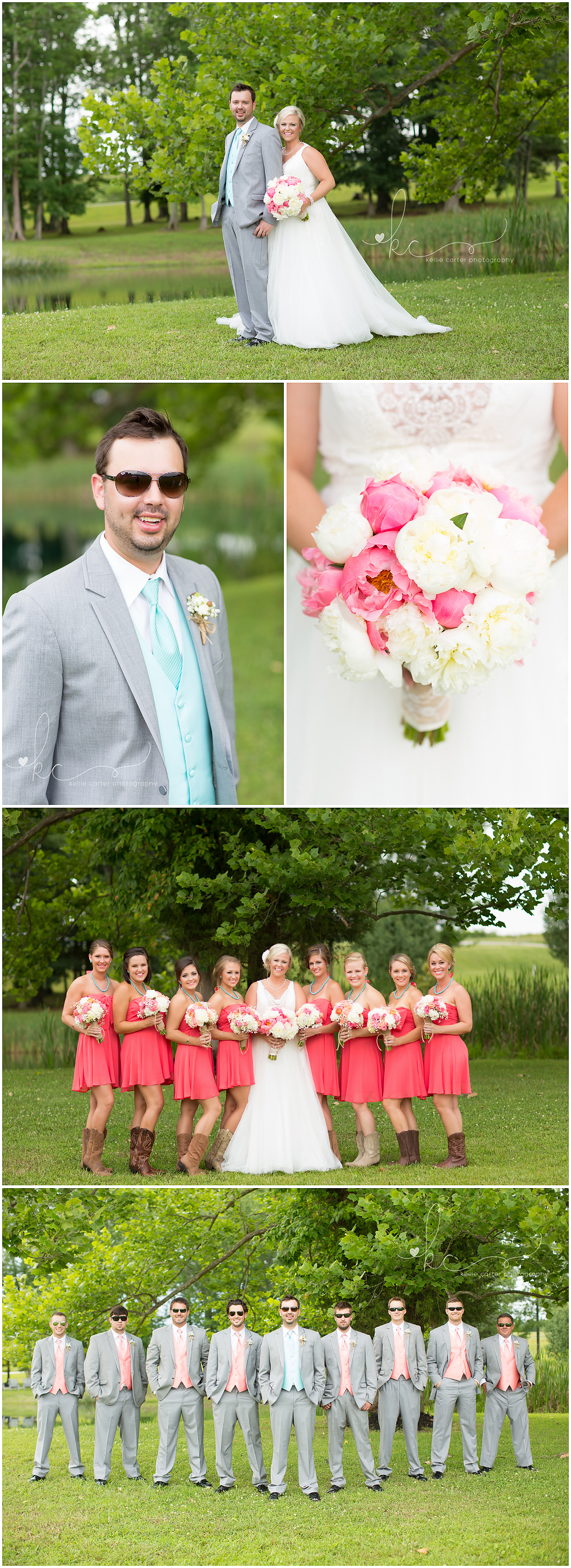 KellieCarterPhotography23 Ashley & Matt are Married {Somerset, KY Wedding Photographer}