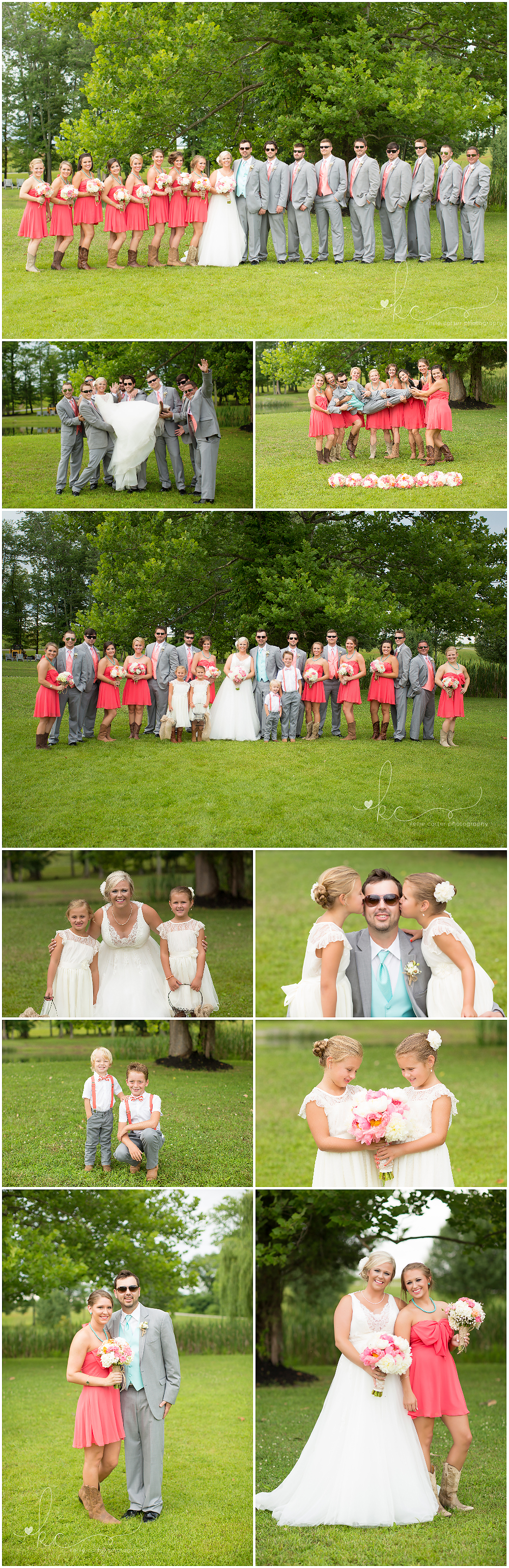 KellieCarterPhotography31 Ashley & Matt are Married {Somerset, KY Wedding Photographer}