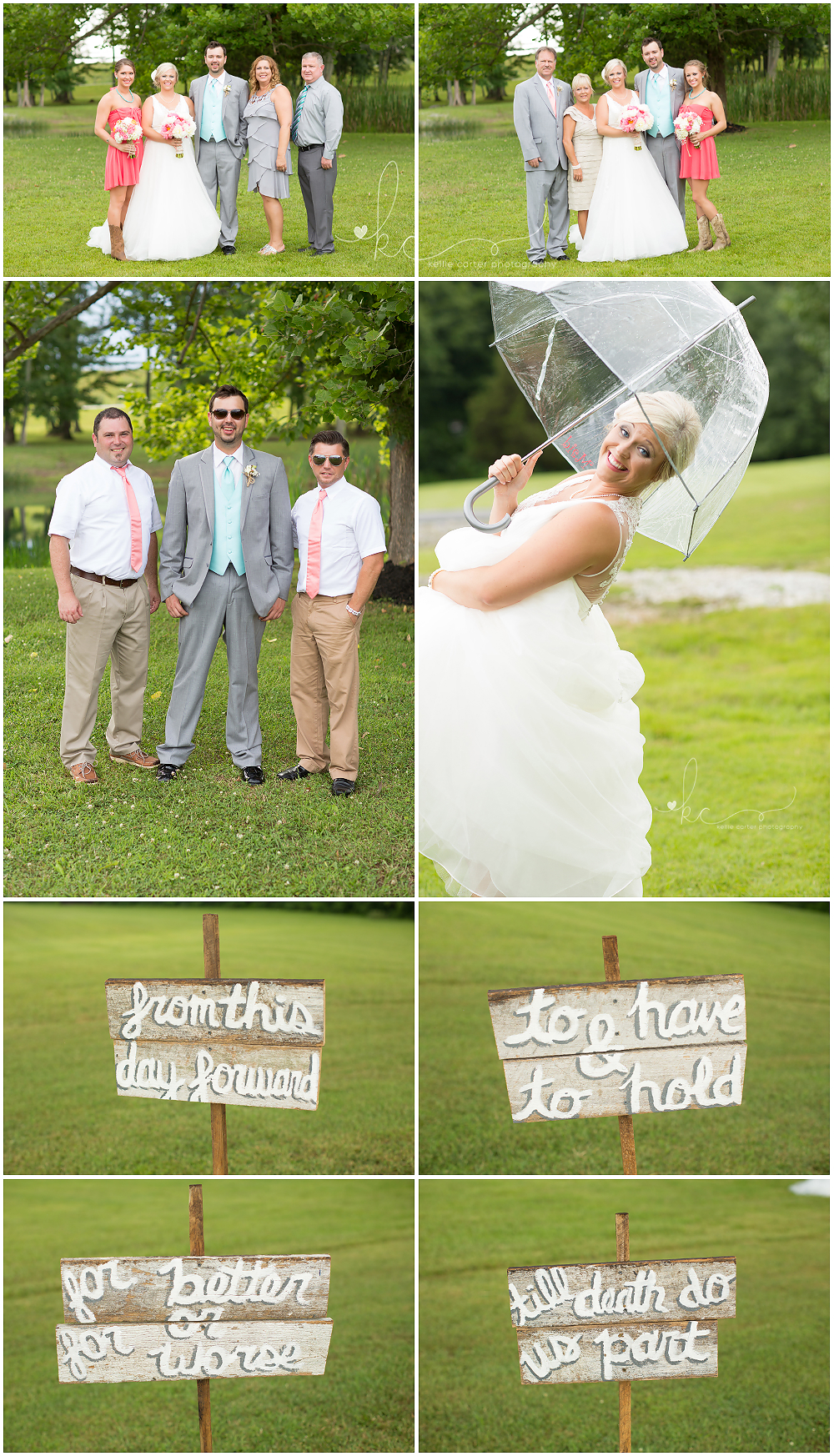 KellieCarterPhotography41 Ashley & Matt are Married {Somerset, KY Wedding Photographer}
