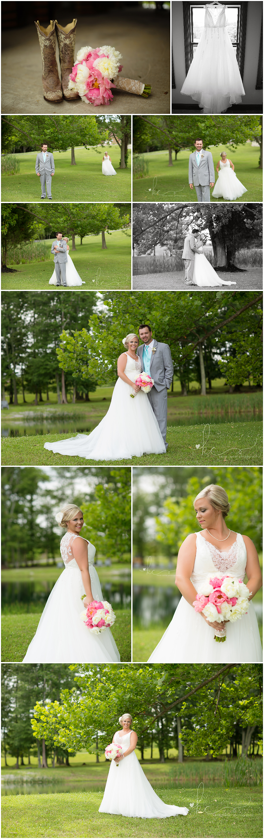 KellieCarterPhotography5 Ashley & Matt are Married {Somerset, KY Wedding Photographer}