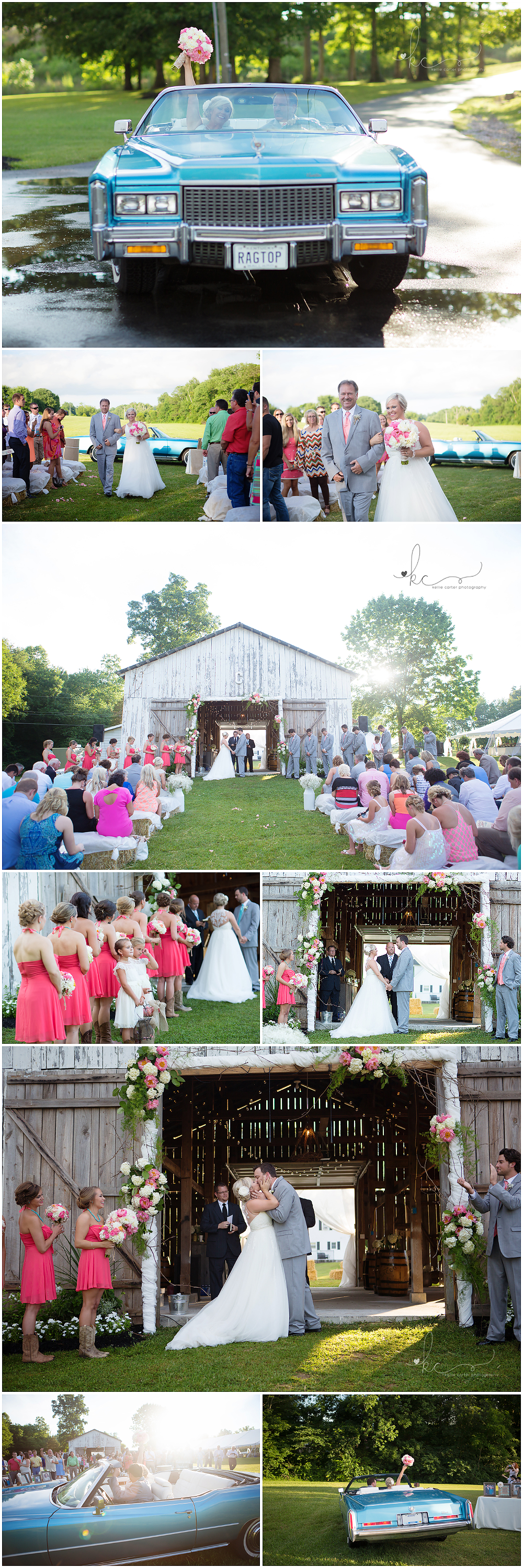 KellieCarterPhotography51 Ashley & Matt are Married {Somerset, KY Wedding Photographer}