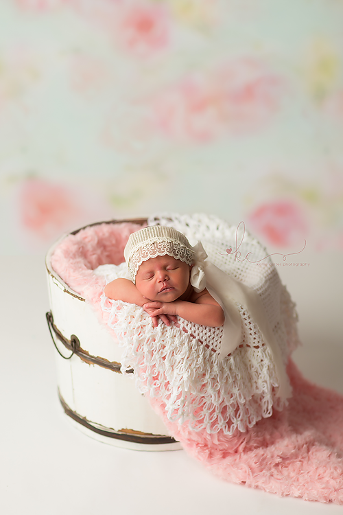 Kellie Carter Kentucky Newborn Portrait Photographer