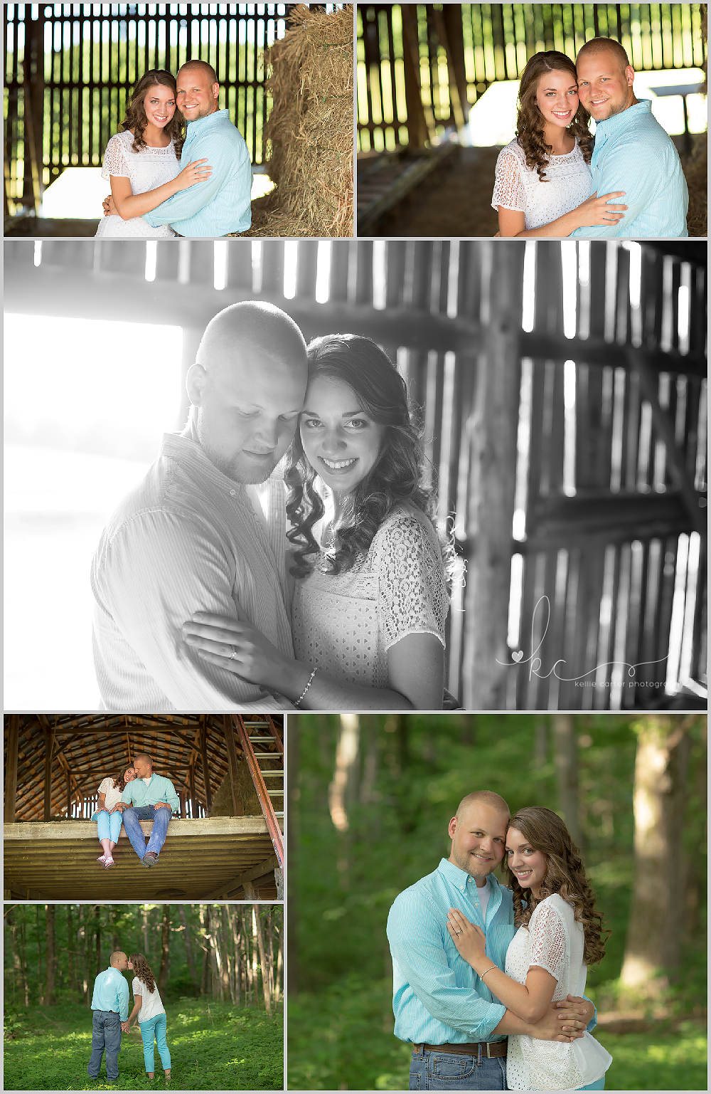 Kellie Carter Photography Maggie & Jacob are Getting Married {Wedding Photographer | Monticello, KY}