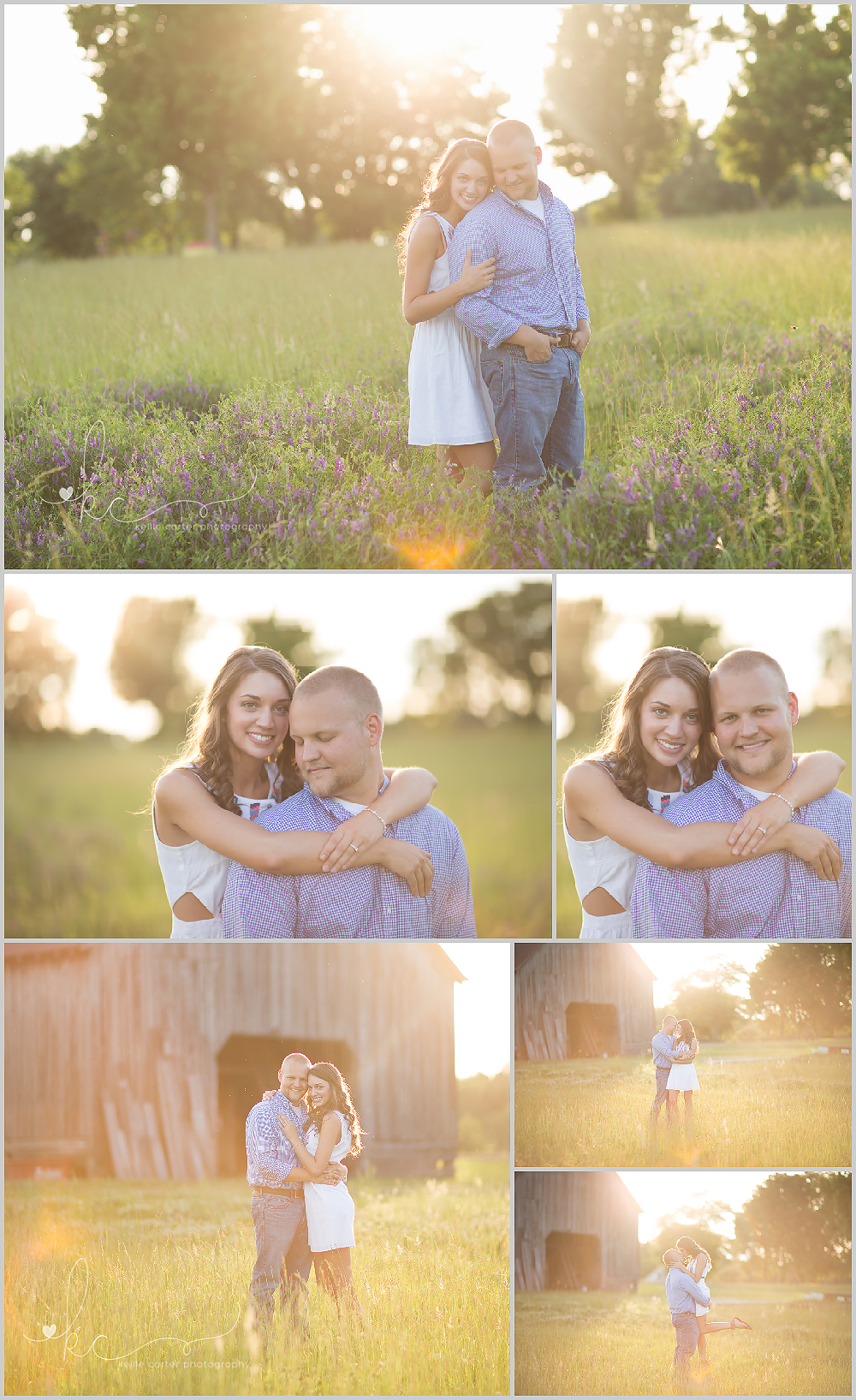 Kellie Carter Photography5 Maggie & Jacob are Getting Married {Wedding Photographer | Monticello, KY}