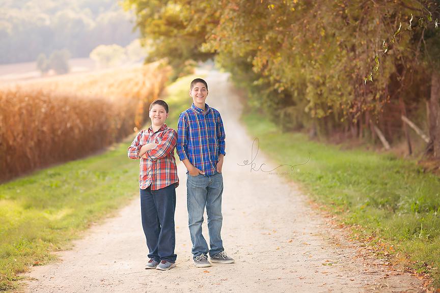 KellieCarterPhotography17 2014 Fall Mini Session {Portrait Photographer | Somerset, KY}