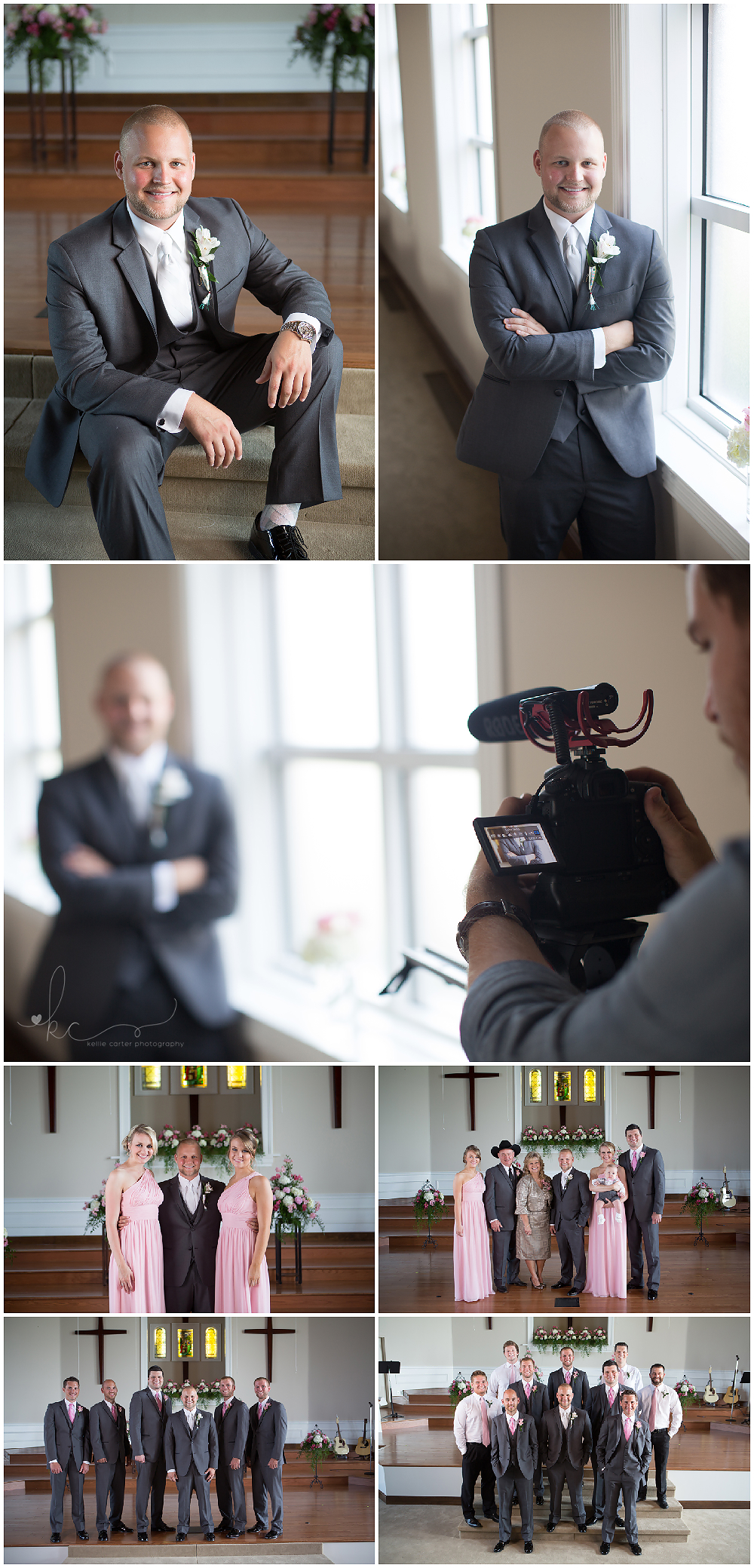 KellieCarterPhotography4 Maggie & Jacob are Married {Monticello KY Wedding Photographer}