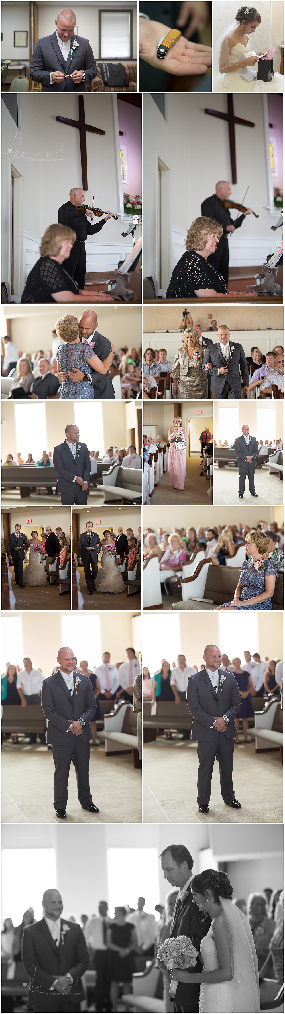 KellieCarterPhotography5 Maggie & Jacob are Married {Monticello KY Wedding Photographer}