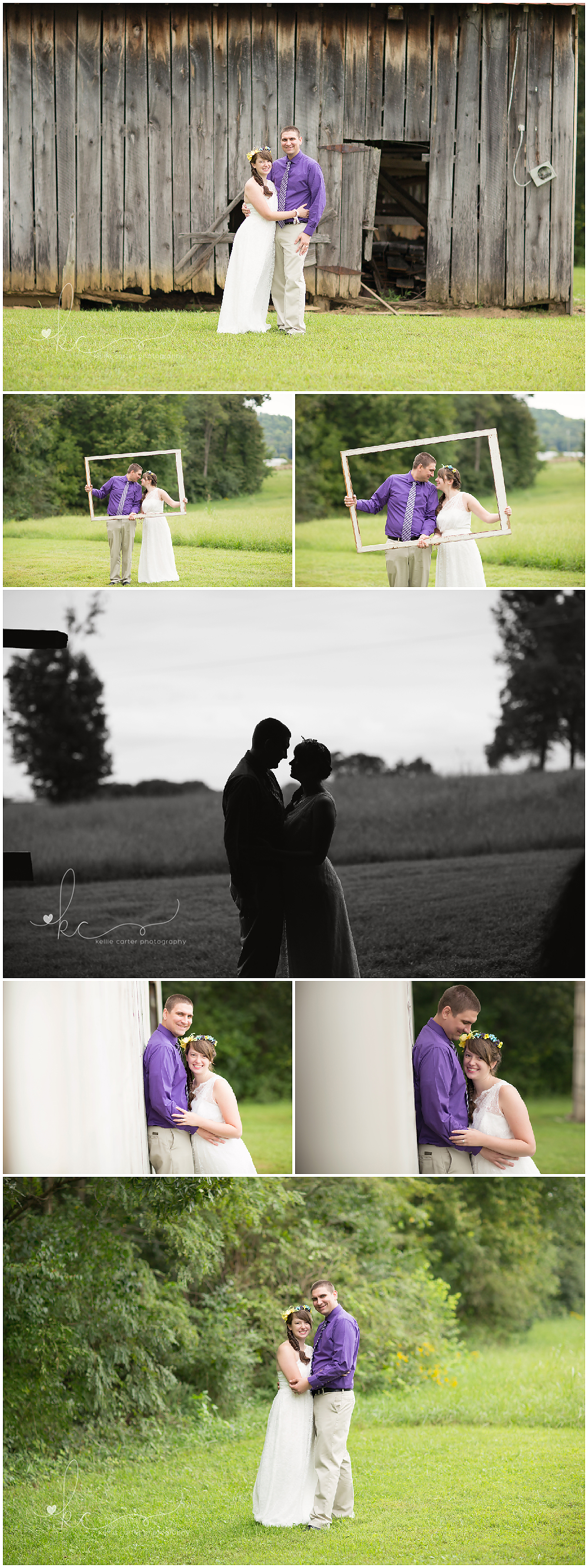 KellieCarterPhotography51 Katy & Gregory are Married {Wedding Photographer, Monticello, KY}