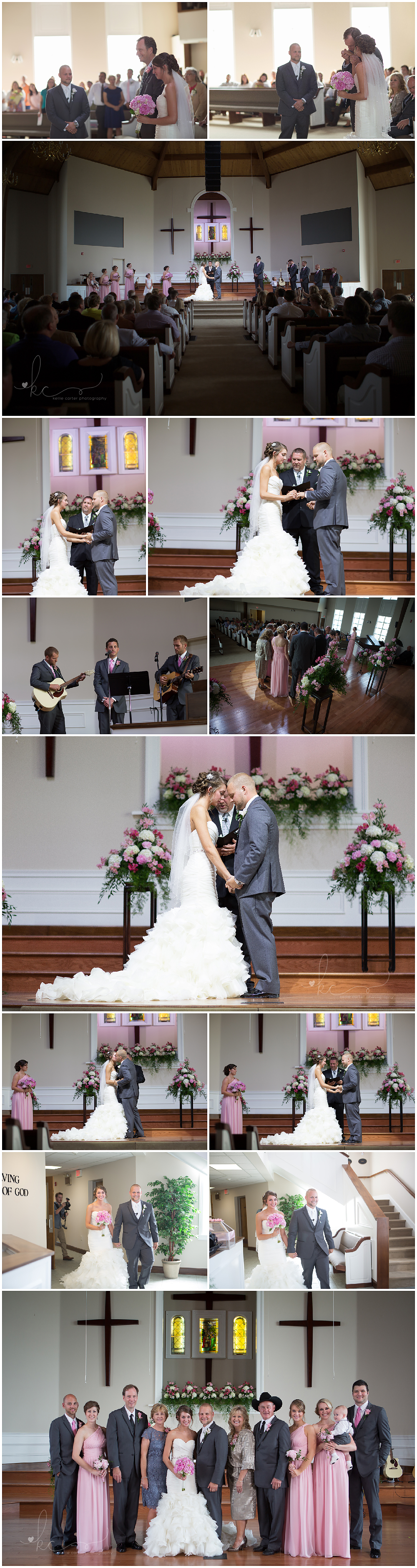 KellieCarterPhotography6 Maggie & Jacob are Married {Monticello KY Wedding Photographer}