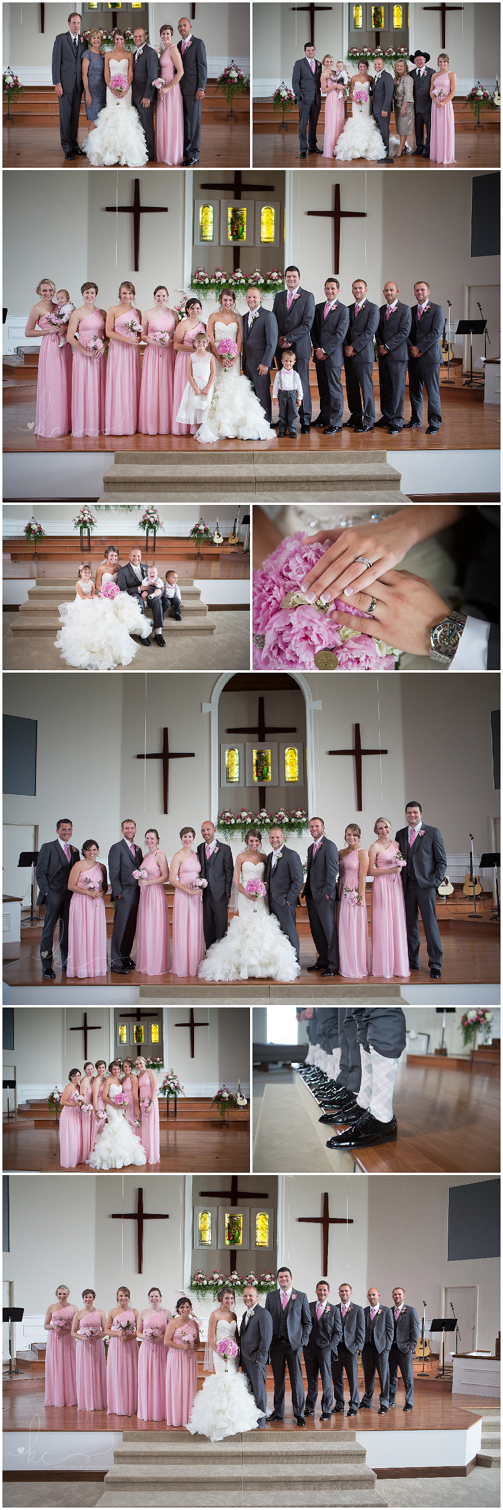 KellieCarterPhotography7 Maggie & Jacob are Married {Monticello KY Wedding Photographer}