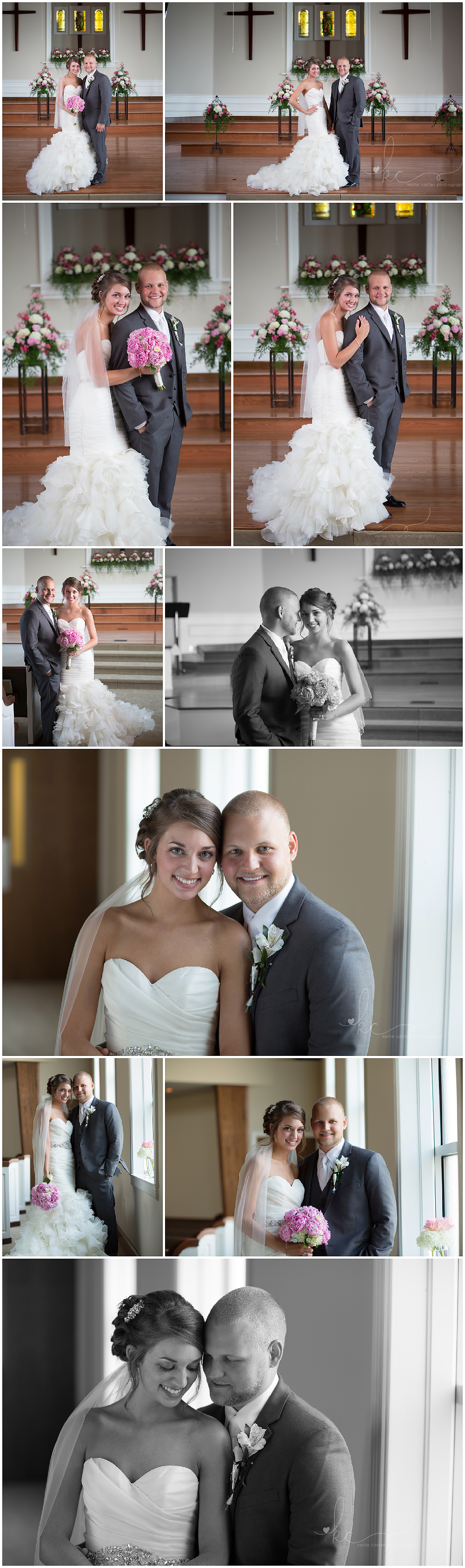 KellieCarterPhotography8 Maggie & Jacob are Married {Monticello KY Wedding Photographer}