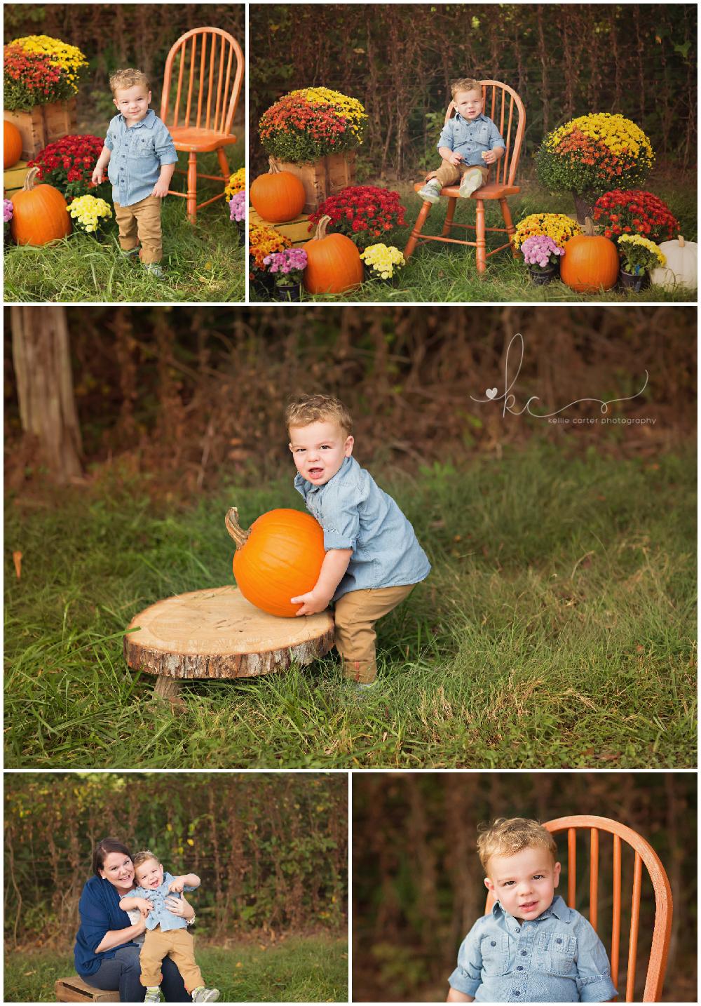 Kellie Carter Photography2 Prather Family Fall Mini Session {Portrait Photographer | Somerset, KY}