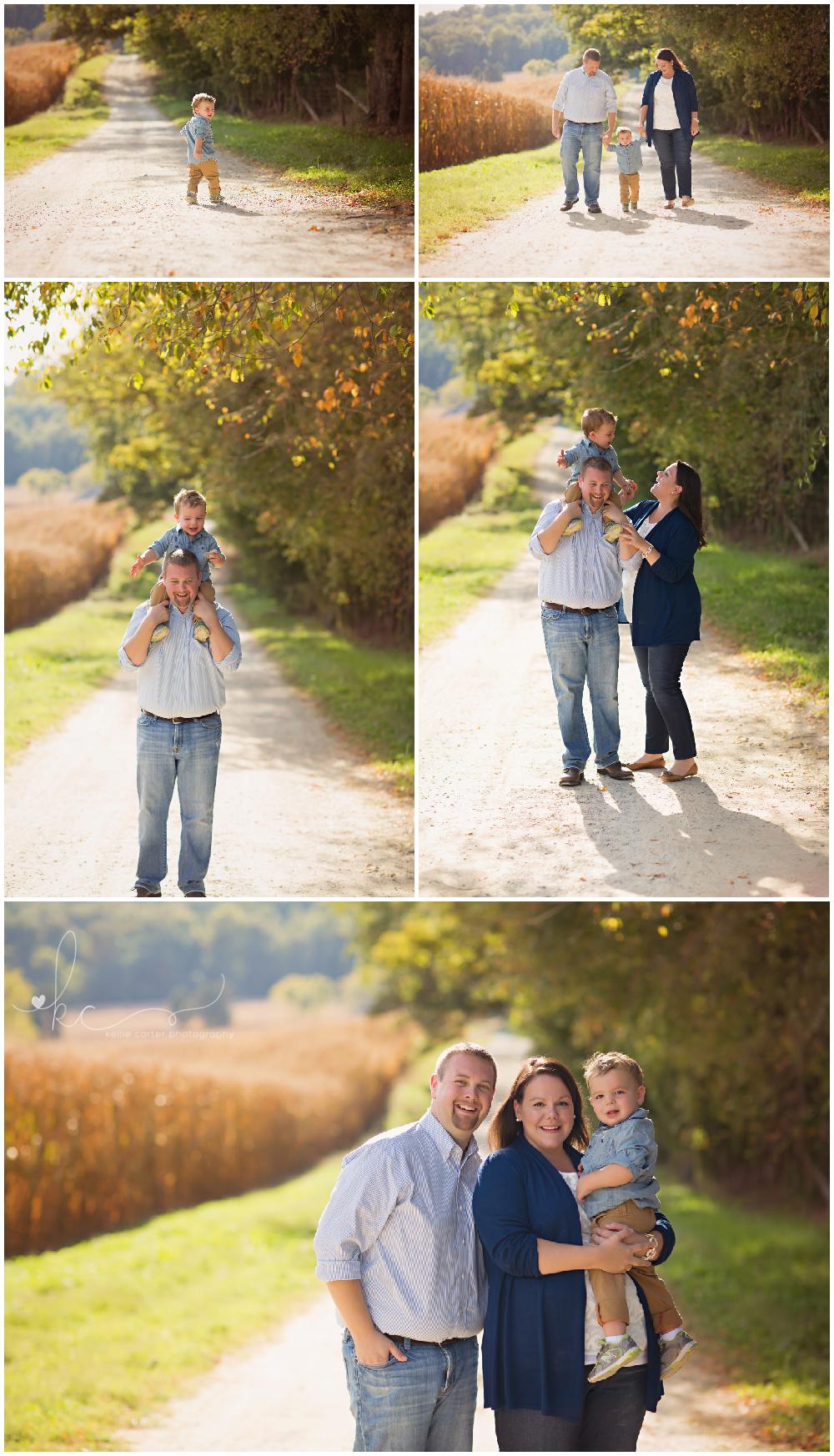 Kellie Carter Photography21 Prather Family Fall Mini Session {Portrait Photographer | Somerset, KY}