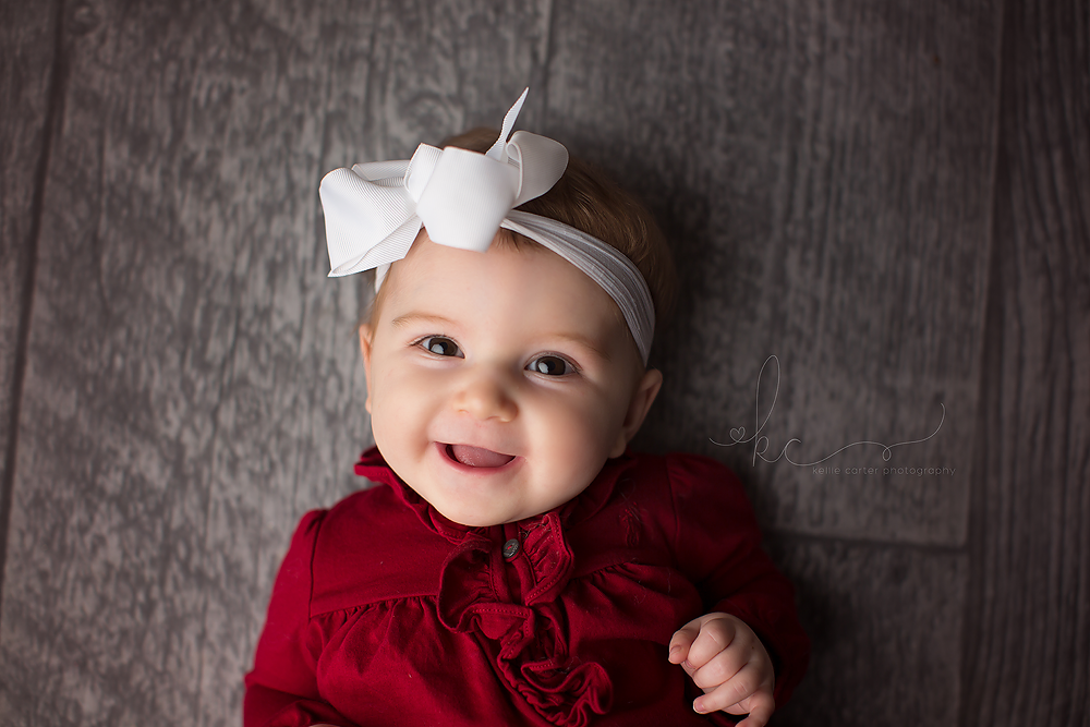 KellieCarterPhotography1 Kate | 4 Months Old {Somerset, KY | Newborn Photographer}