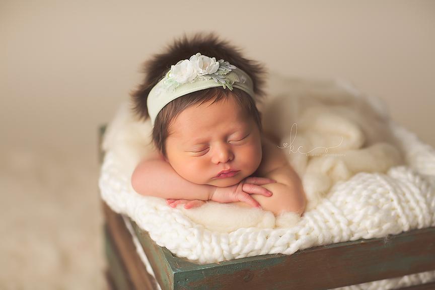 Kentucky Newborn Photographer Kellie Carter