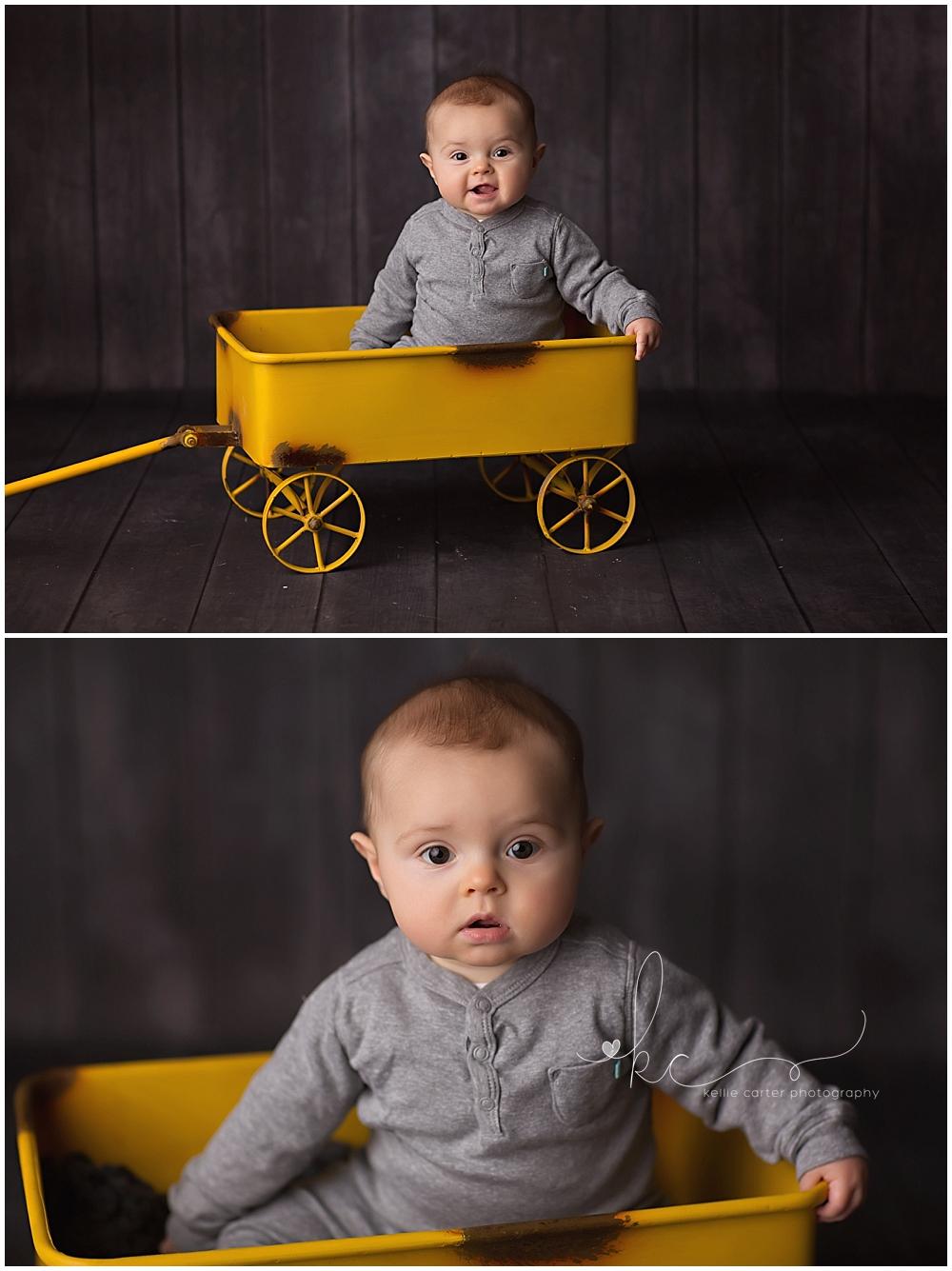 Kellie Carter Child Portrait Photographer KY