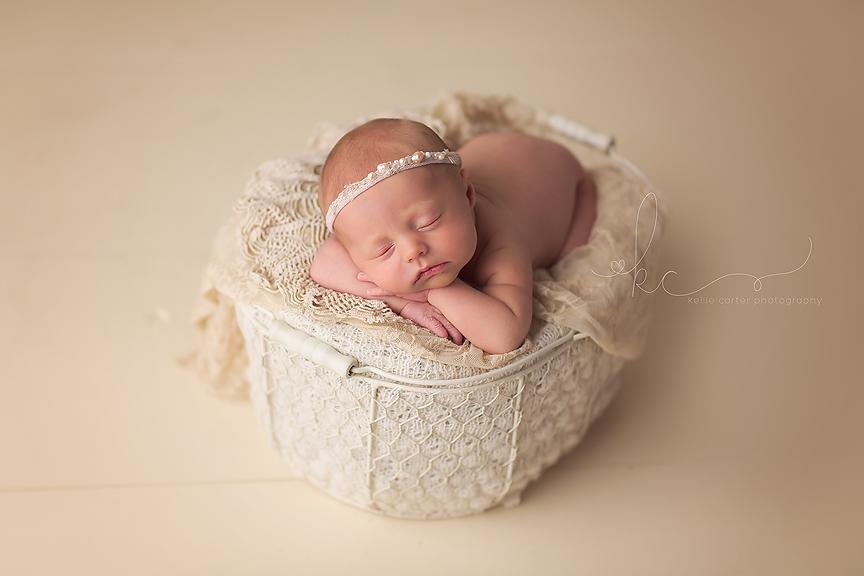 Kellie Carter Newborn Photography Kentucky
