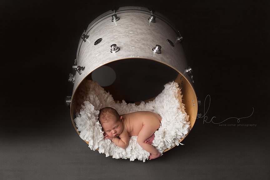 Kellie Carter Newborn Photographer