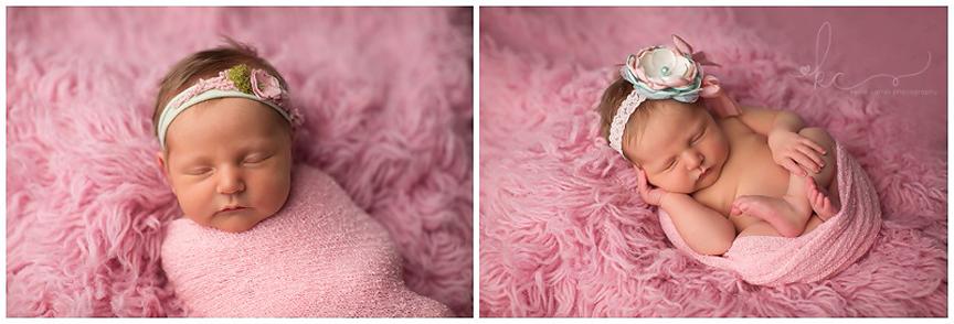 South Central Kentucky Newborn Photographer